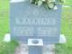 Mary Allie <I>Carson</I> Watkins