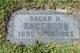 Oscar H Anderson