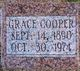 Lula Grace <I>Hendrex</I> Cooper