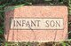 Infant son Love