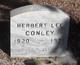 Herbert Lee Conley