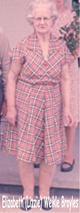 Elizabeth Jane <I>Weikle</I> Broyles