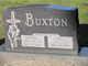 SGT Harold John Buxton