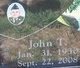 Sgt John T. Potter