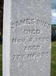 James Budd