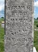Abram H Budd