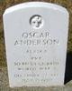 Oscar Frederick Anderson