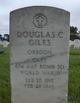 Capt Douglas C Giles