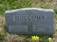 Mrs Bertha Julia <I>Laplanche</I> Holcomb