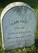 Mrs Hannah Palmer