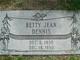 Betty Jean Dennis