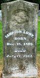 Sampson Looney