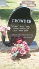 Martha Louise Crowder