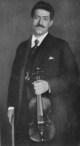 Profile photo:  Fritz Kreisler