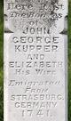 John George Kupper