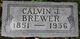 Calvin Jacob Brewer