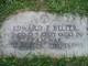 """Profile photo:  Edmund F """"Edward"""" Belter"""