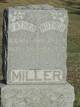 "Wilson Wilson ""Willie"" Miller"