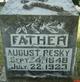 August Resky