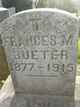 Frances Mary Bueter