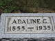 "Profile photo:  Adaline Green ""Ada"" <I>Hawkins</I> Ivers"