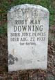 Ruby May Downing