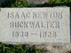 Isaac Newton Buckwalter