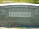 Rev William James Freeman