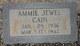 Ammie Jewel Cain