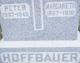 Margaret <I>Kinn</I> Hoffbauer