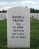 Profile photo:  David L Frank