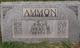 Profile photo:  Anna M <I>Lowry</I> Ammon