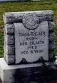 Thomas T Cain