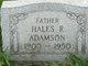 Profile photo:  Hales Richardson Adamson