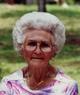 Velma Cumi <I>Phillips</I> Clatterbuck