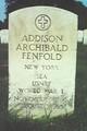 Profile photo:  Addison Archibald Penfold