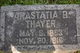 Profile photo:  Anastatia B. Thayer