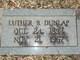 Luther Bishop Dunlap