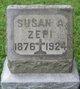 Susan A Zepi