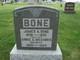 Annie E <I>McGinnis</I> Bone