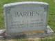 Nannie M. Barden