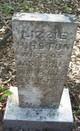 Lizzie <I>Hirston</I> Akins