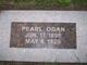 Pearl Ogan