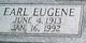 Earl Eugene Hughes, Sr