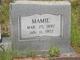 Mamie Walls