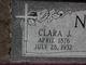 Clara Juliana <I>Becannan</I> Noble