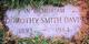 Dorothy <I>Smith</I> Davis