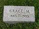 Grace M. Ashenfelter