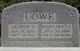 "Jasper Davis ""Josh"" Lowe"