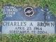 Charles A Brown